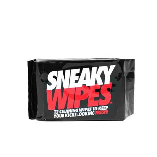 Sneaky Wipes - Pack de 12 lingettes pour chaussures