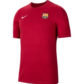 Maillot d'entrainement FC Barcelone Strike 2021/2022 - Rouge