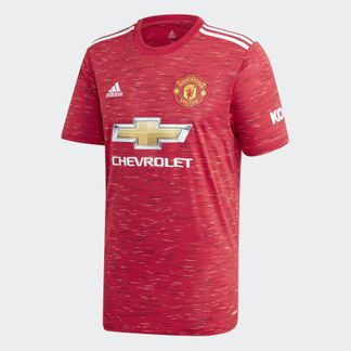 Maillot Manchester United 2020/2021 Domicile - Rouge