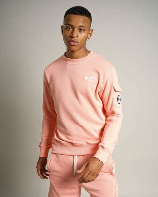 Sweat Comme des Loups Brooklyn - Rose