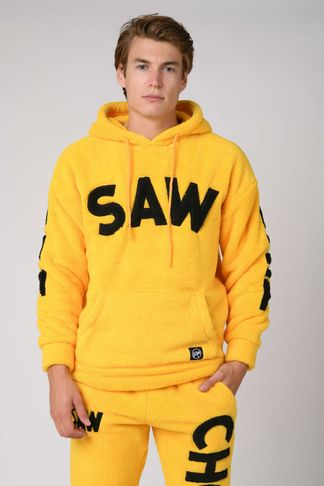 Sweat Velsoft SAW Time Of Choose - Jaune